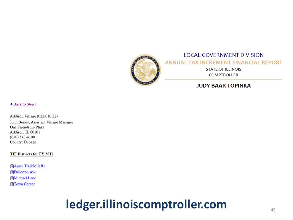 ledger.illinoiscomptroller.com 49