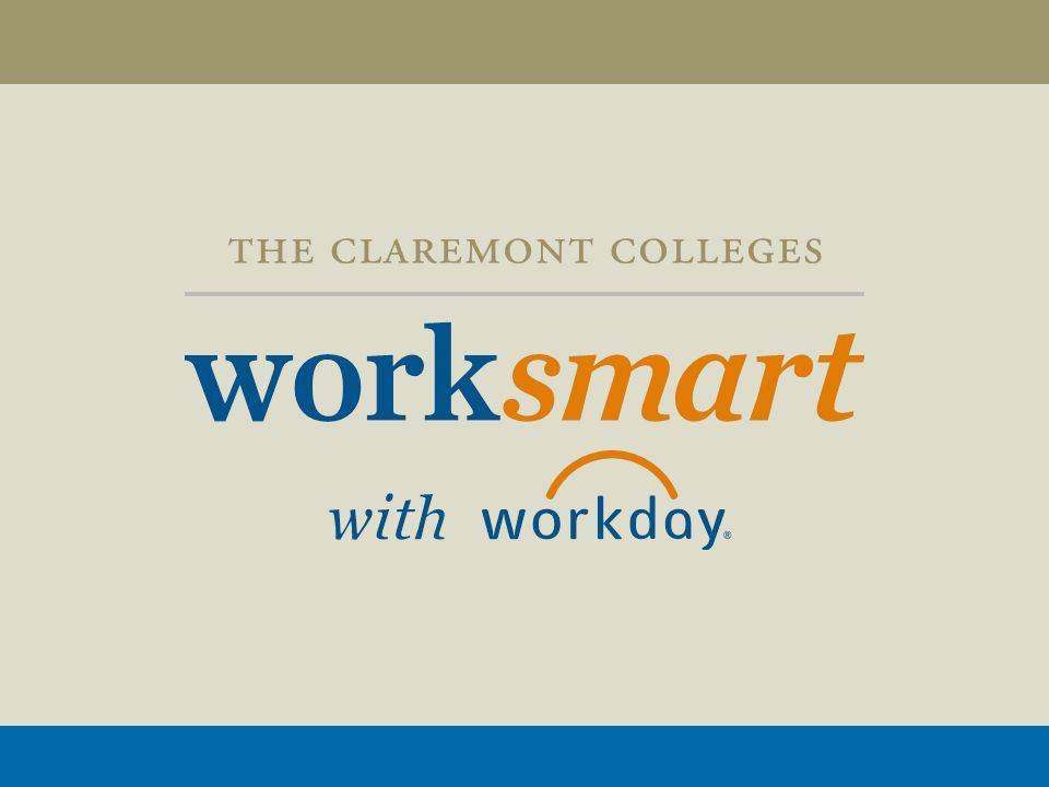 Workday Financials Implementation Project Insert Meeting Title Date and Time Room #