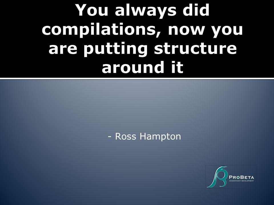 - Ross Hampton