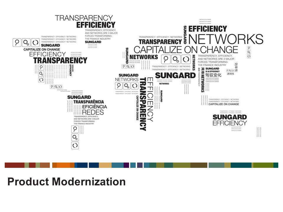 Product Modernization