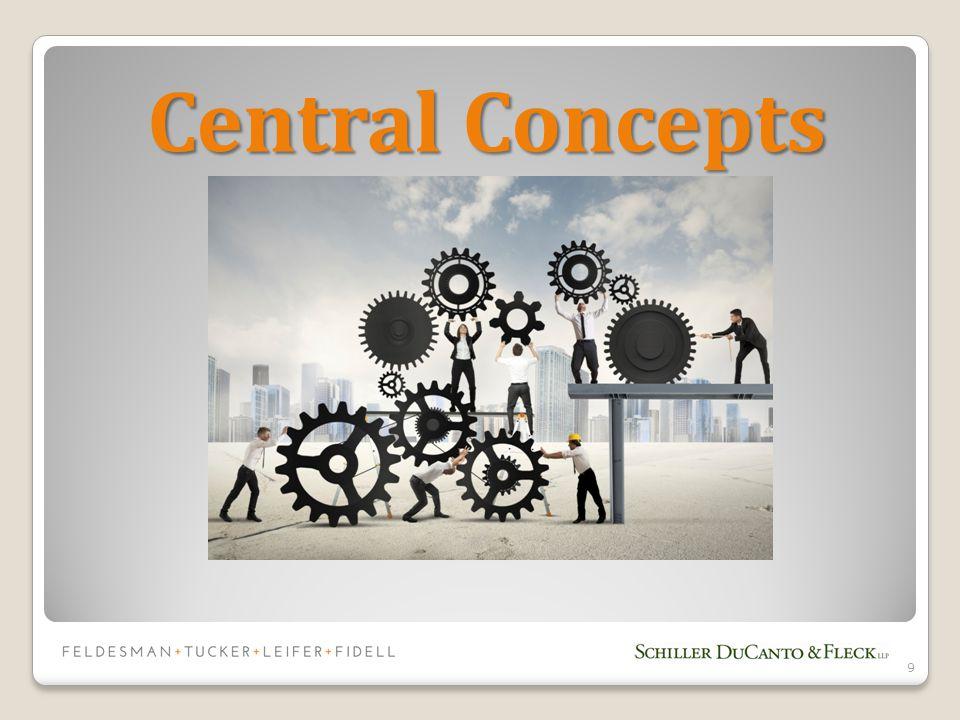 Central Concepts 9