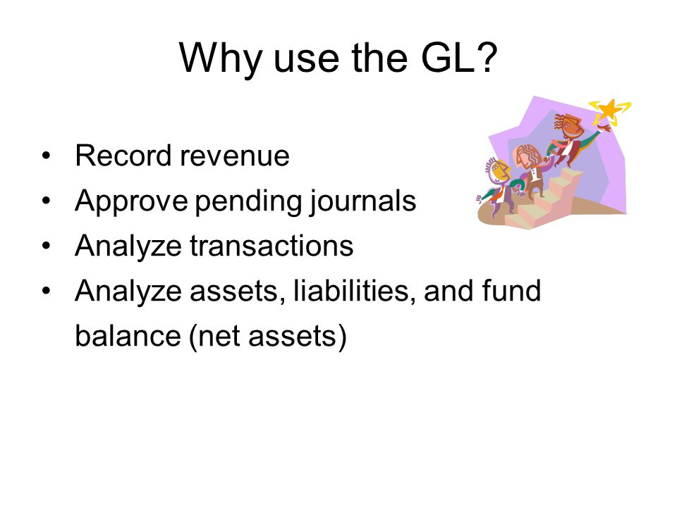Why use the GL.