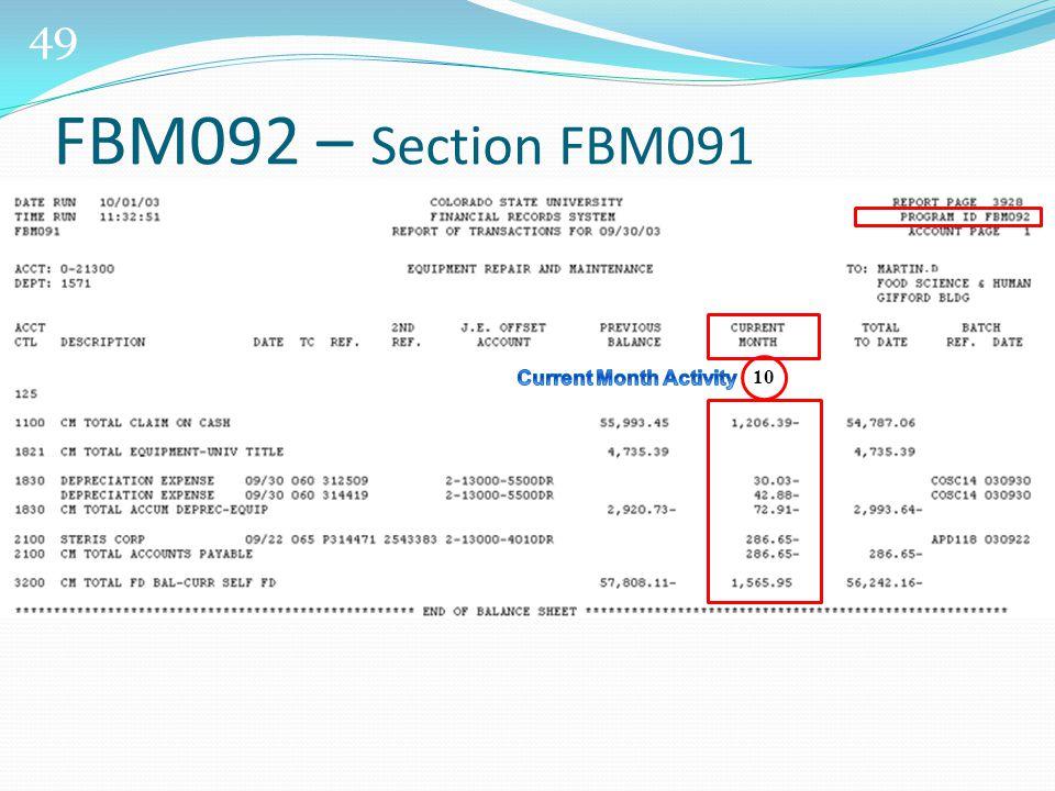 49 10 FBM092 – Section FBM091