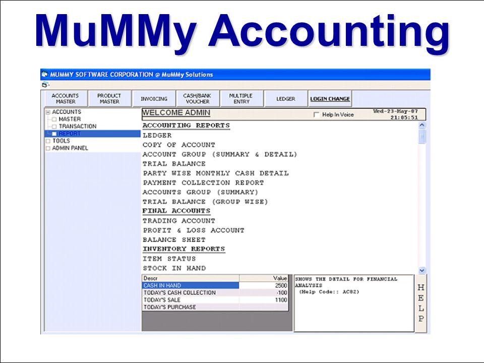 MuMMy Accounting