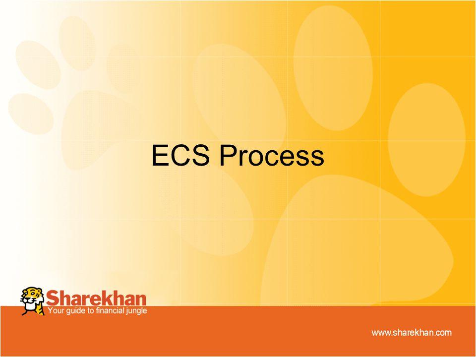 ECS Process