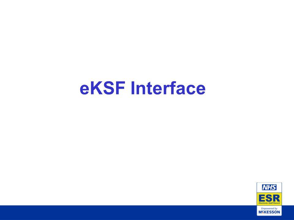 eKSF Interface