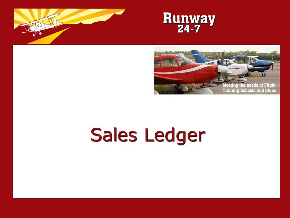 Sales Ledger