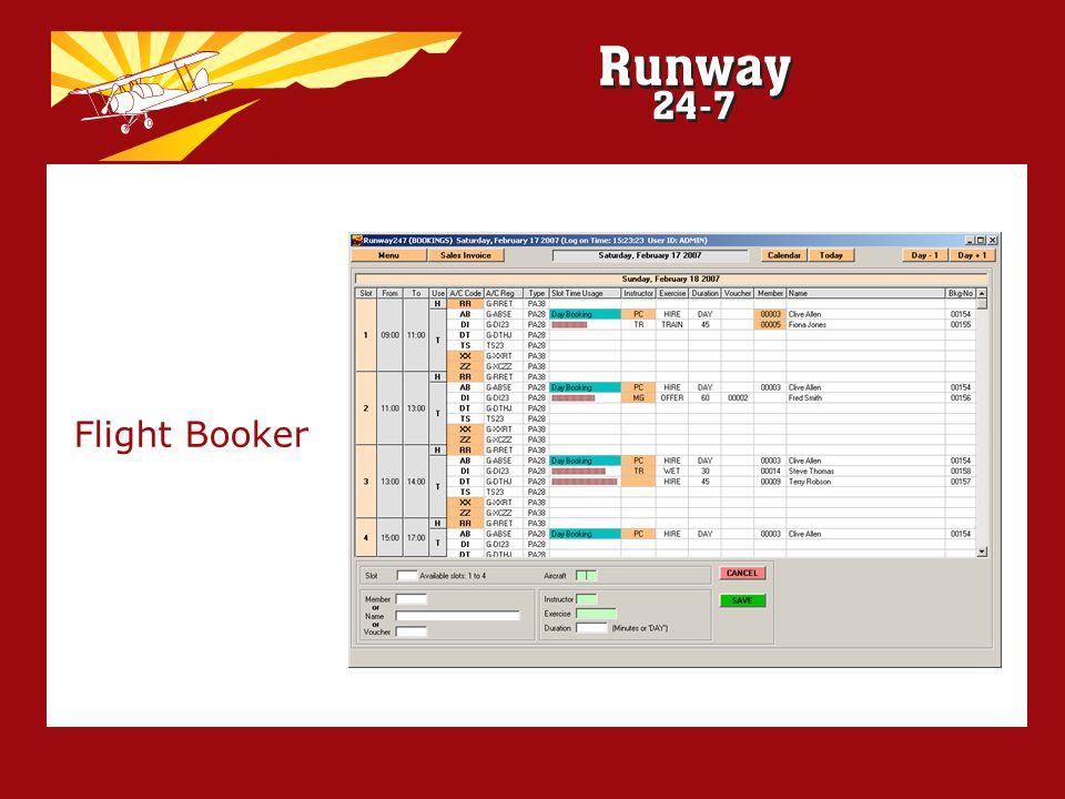 Flight Booker
