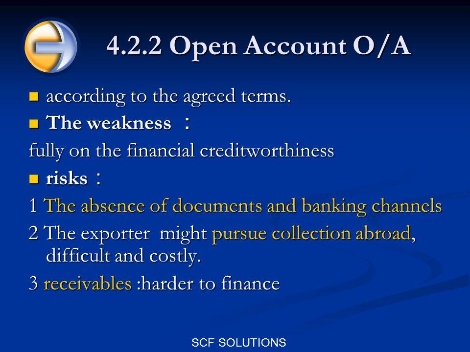SCF SOLUTIONS 4.3 Market Players