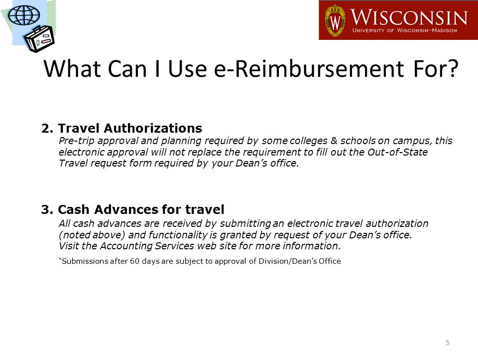 What Can I Use e-Reimbursement For.2.