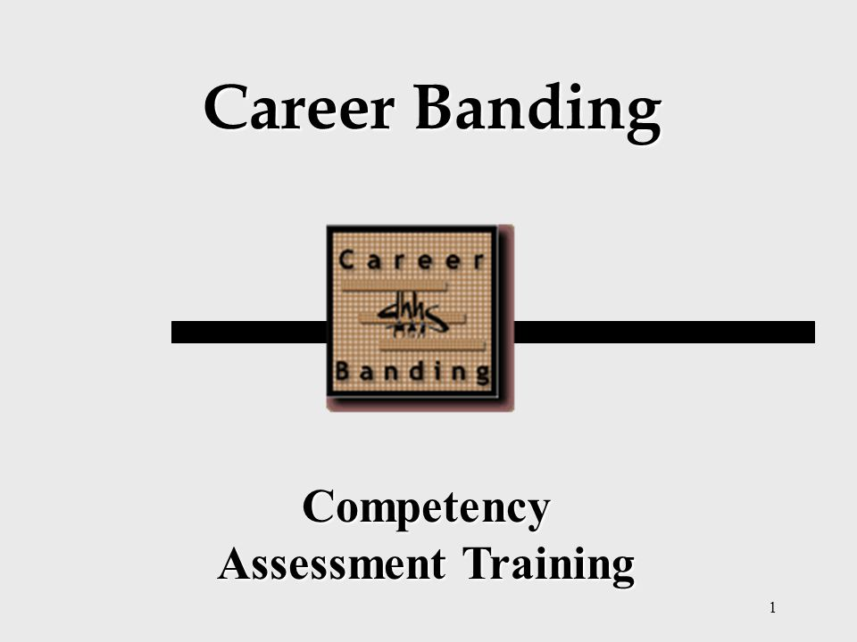 22 Determine Overall Level Consider individual competency levels and determine overall competency level.
