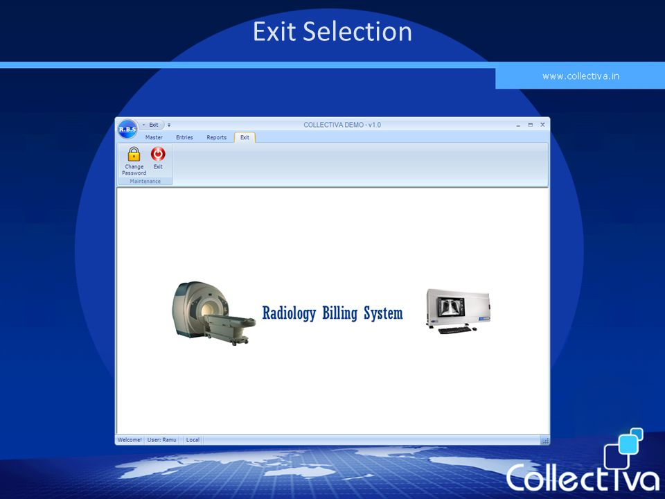 Exit Selection