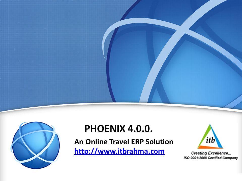 www.itbrahma.com 1 PHOENIX 4.0.0.
