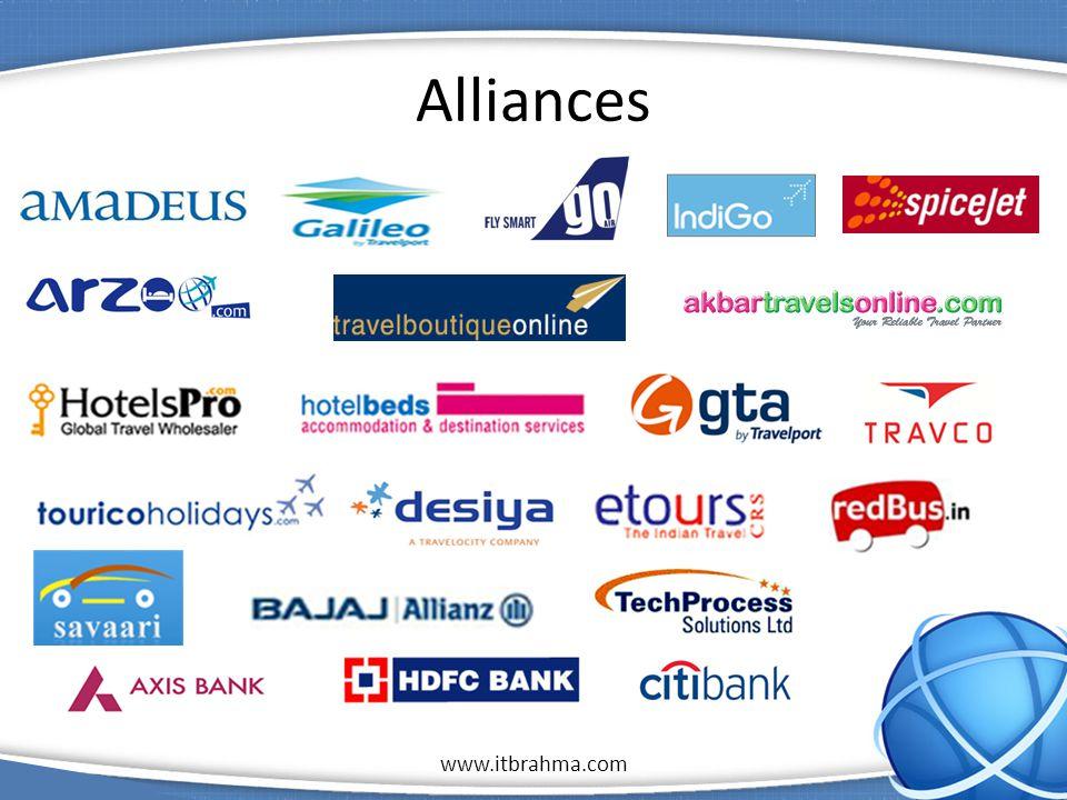 www.itbrahma.com 1 Alliances www.itbrahma.com