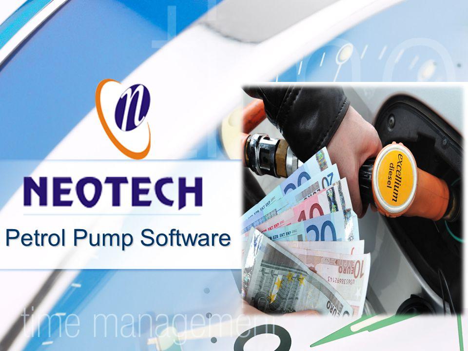 Petrol Pump Software