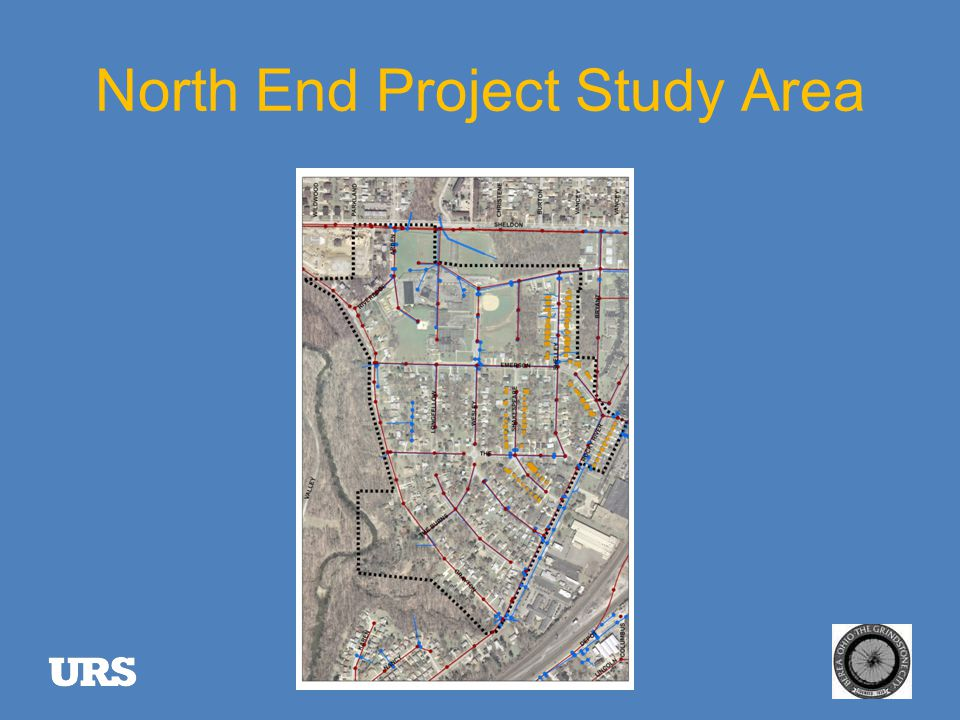 North End Project Study Area