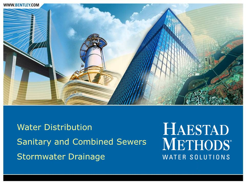 CulvertMaster Culvert Design & Analysis Evaluate the hydraulics of virtually any type of hydraulic structure, including pipes, ditches, open channels, weirs, orifices, and inlets.