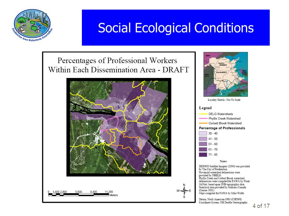 4 of 17 Social Ecological Conditions