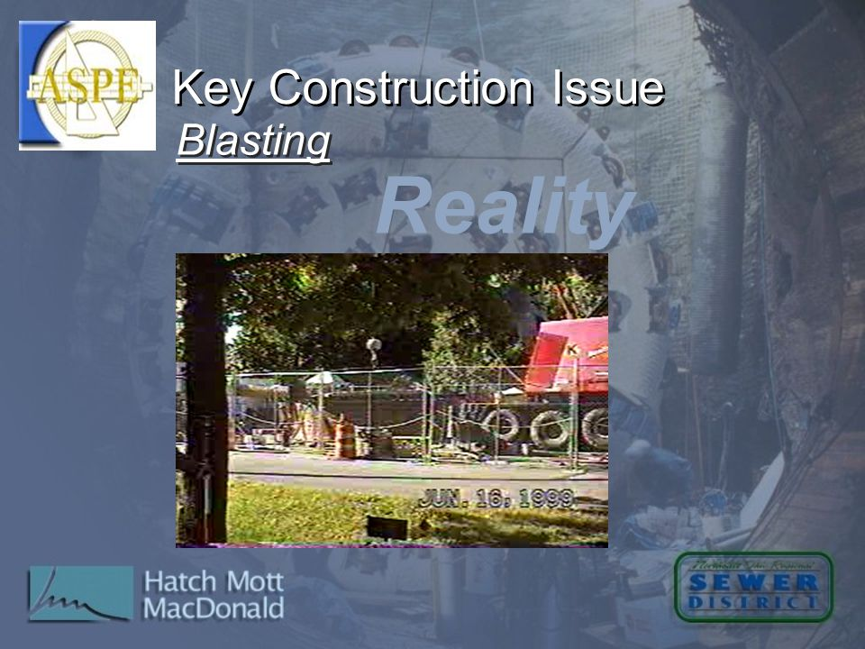 Reality Key Construction Issue