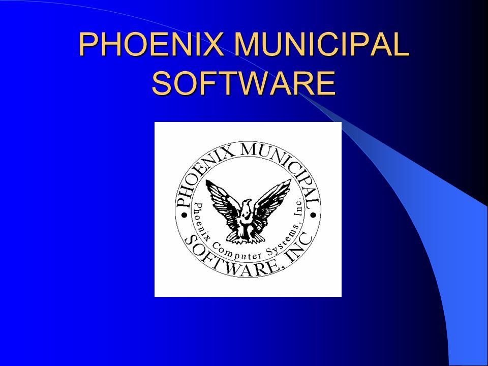 The System Maintains Numerous Reports Turnover Reports Cash Receipt Reports Refund Reports Abatement Reports Commitment Reports Miscellaneous Reports