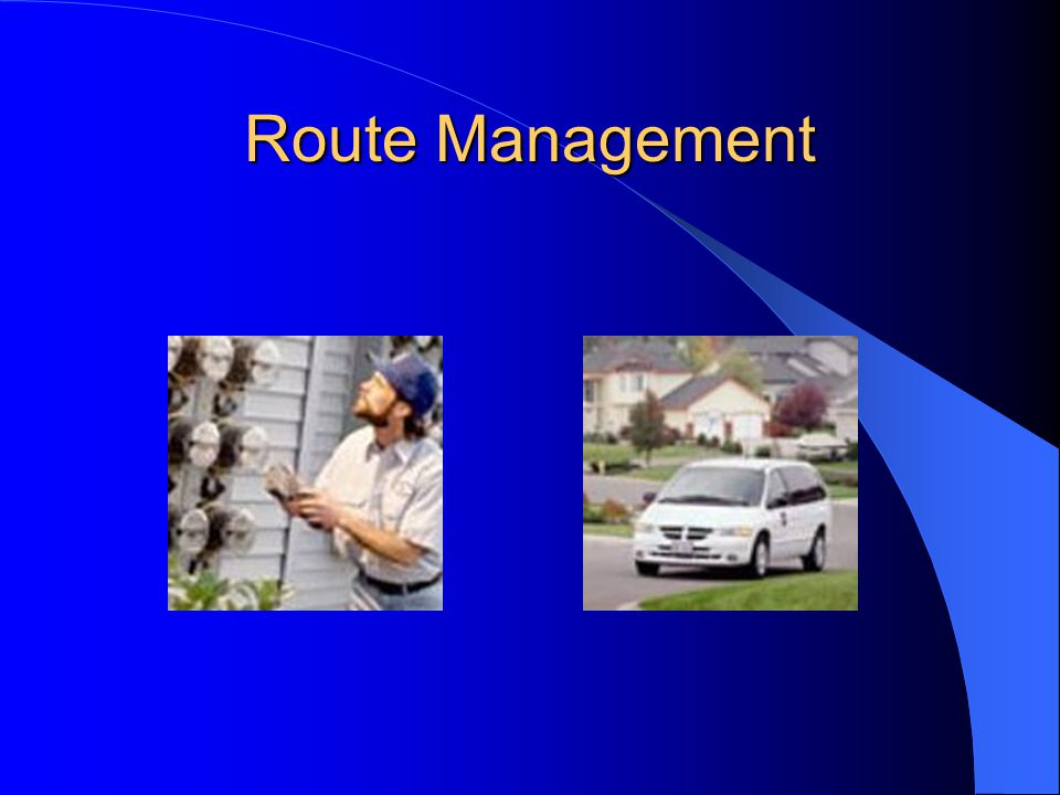 Route Management