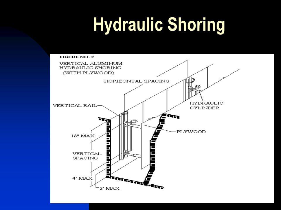 46 Hydraulic Shoring
