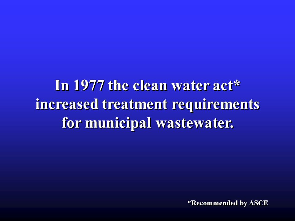 Twenty gallons of Thioguard added to one million gallons of wastewater reduces corrosion by over 80%.