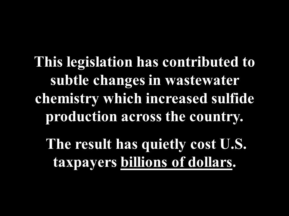 That's $11.5 billion/yr caused by preventable corrosion, not.