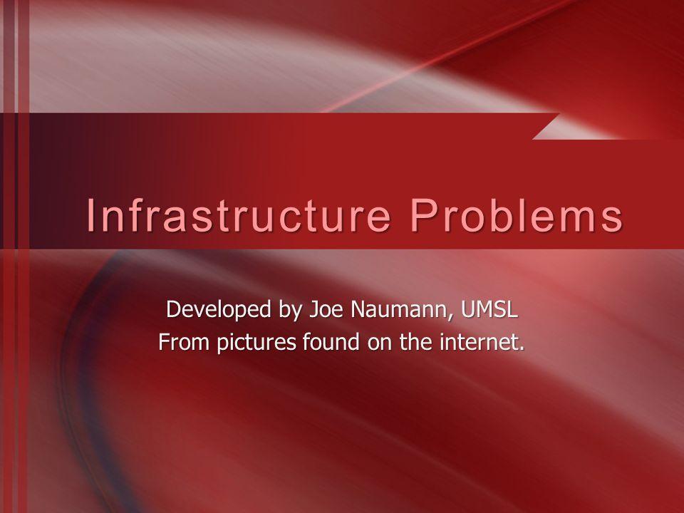 Bridge Problems It is estimated that 1 in 8 bridges in the U.S.