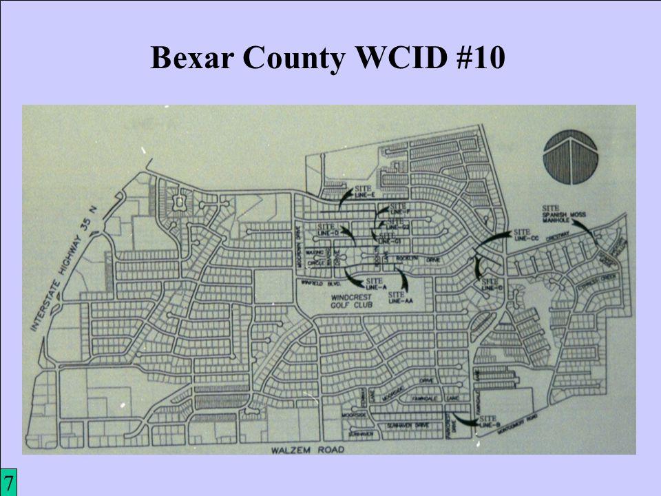 8 Bexar County WCID #10 7