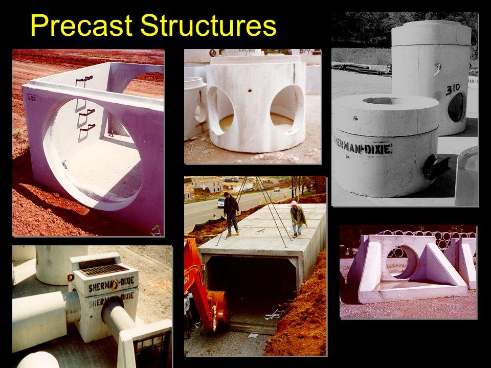 Precast Structures