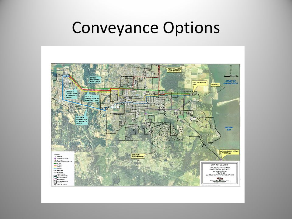 Conveyance Options