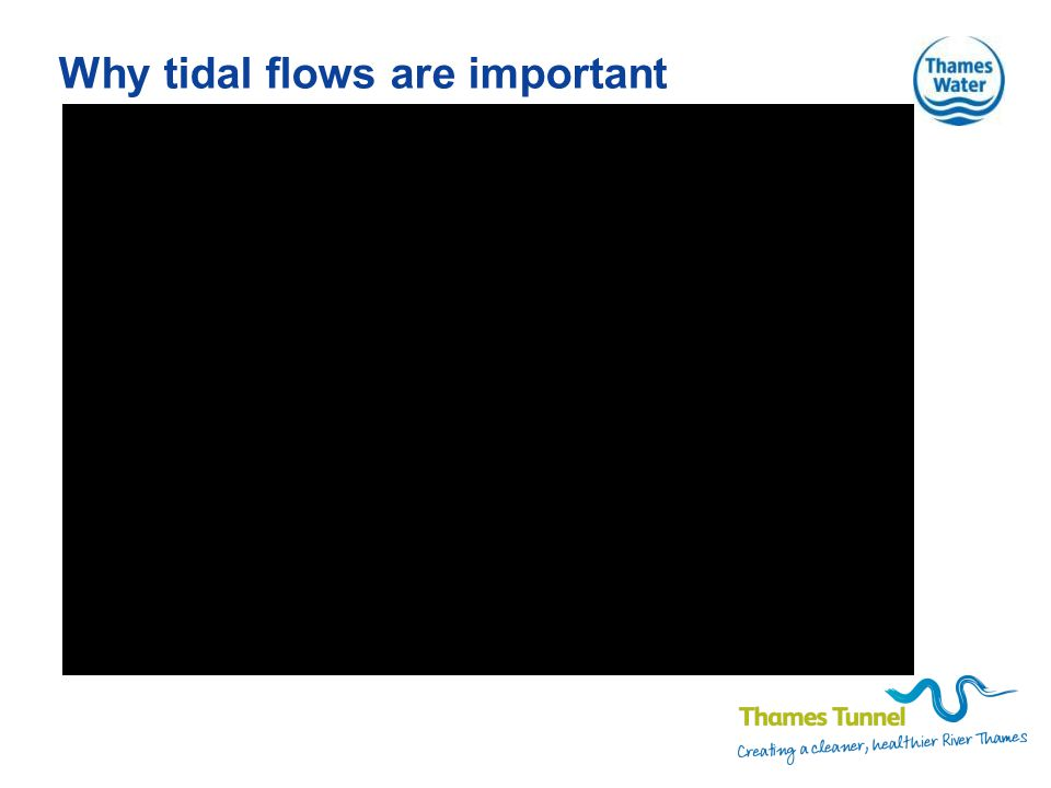 Why tidal flows are important