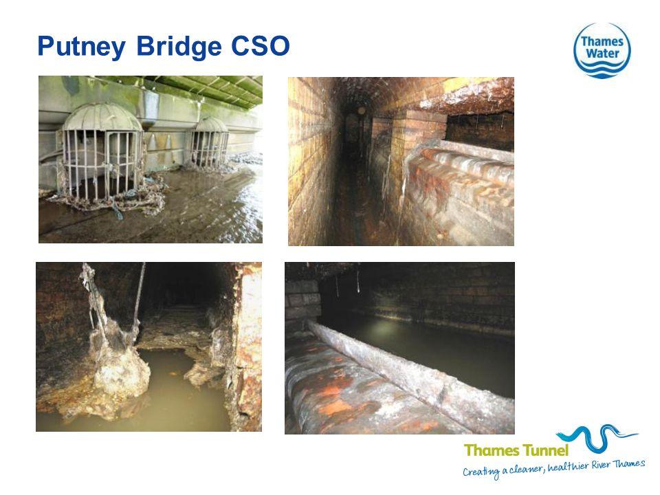 Putney Bridge CSO