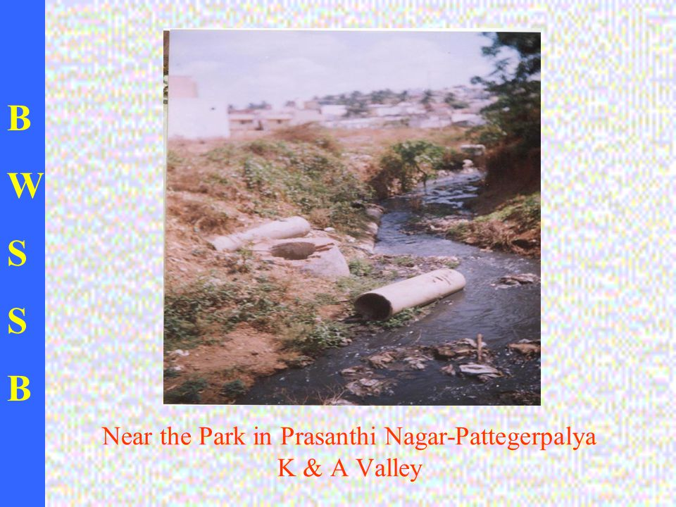 BWSSBBWSSB Near the Park in Prasanthi Nagar-Pattegerpalya K & A Valley