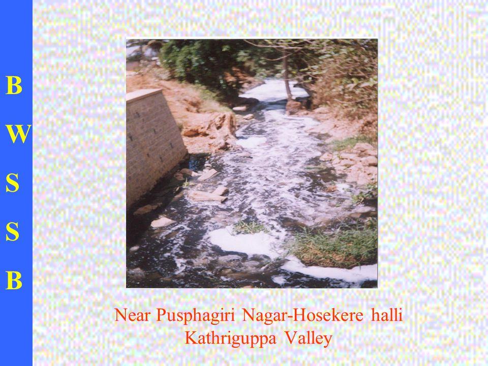 BWSSBBWSSB Near Pusphagiri Nagar-Hosekere halli Kathriguppa Valley