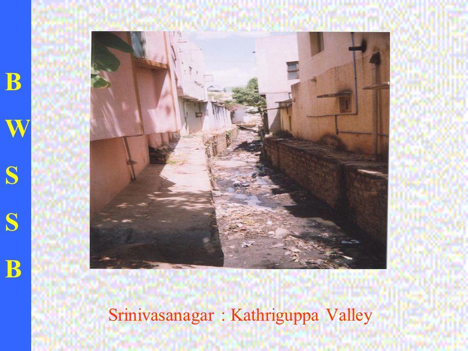 BWSSBBWSSB Srinivasanagar : Kathriguppa Valley