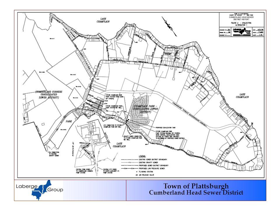 Town of Plattsburgh Cumberland Head Sewer District