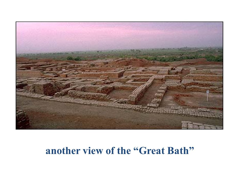 "The ""Great Bath"""