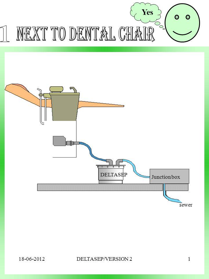 Junction box DELTASEP sewer Yes 18-06-20121DELTASEP/VERSION 2