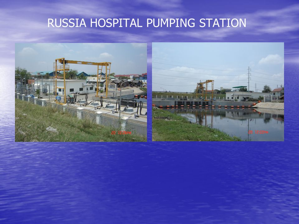 RUSSIA HOSPITAL PUMPING STATION