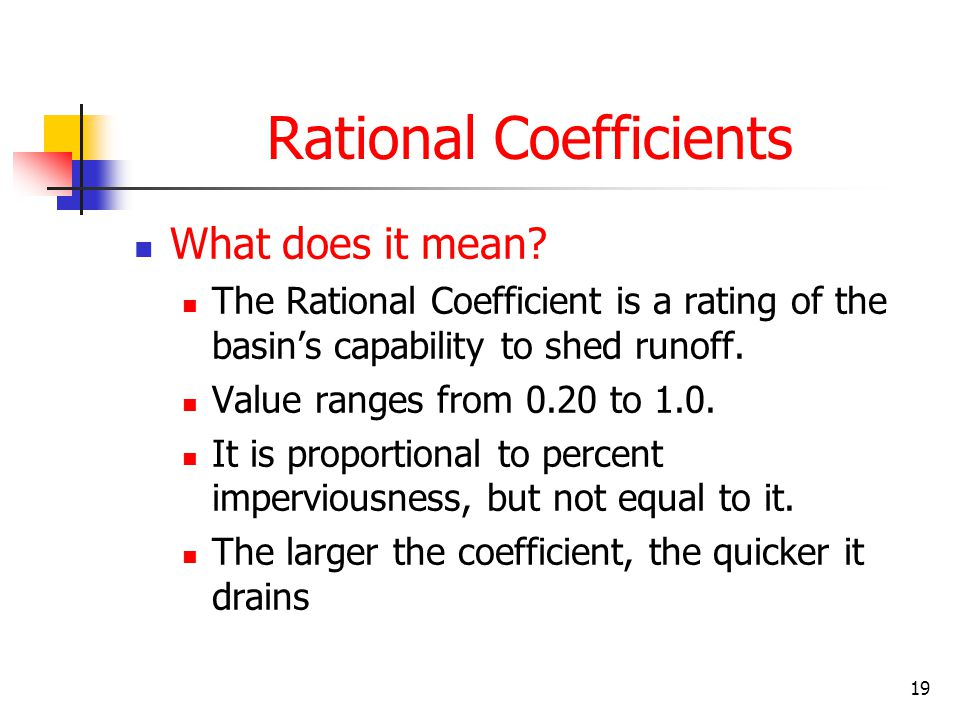 19 Rational Coefficients What does it mean.