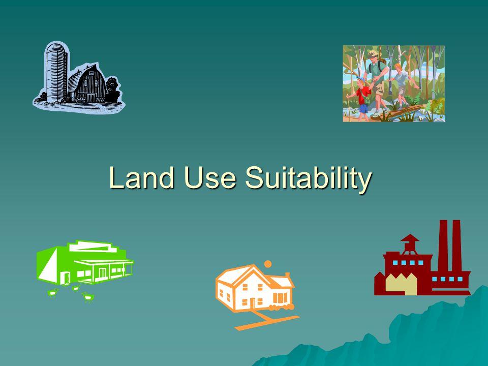Land Use Suitability