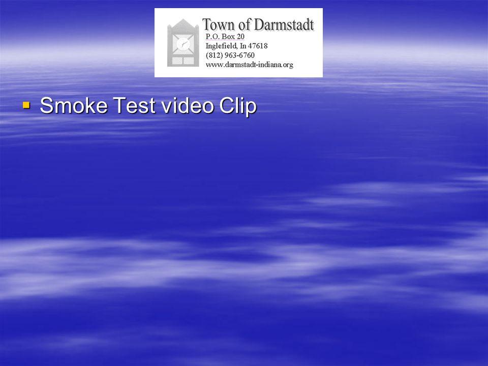  Smoke Test video Clip