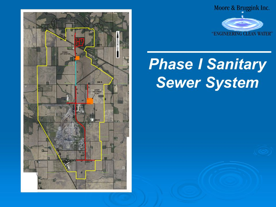 Phase I Sanitary Sewer System ____________