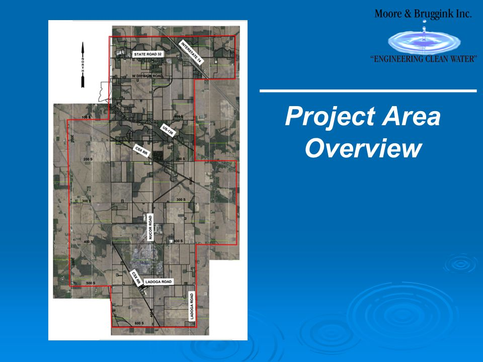 Project Area Overview ____________