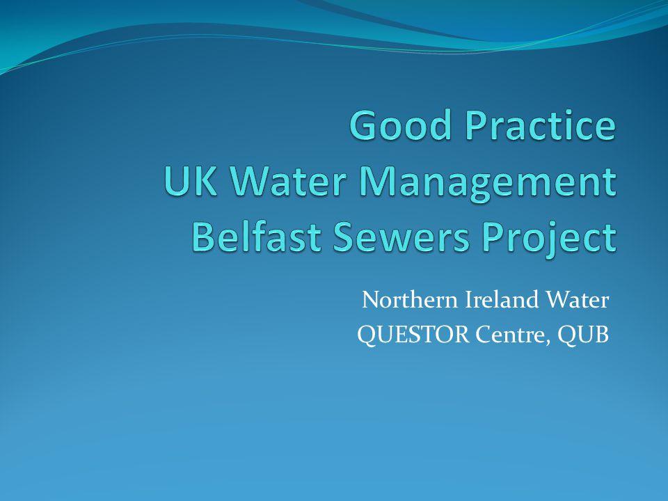 Northern Ireland Water QUESTOR Centre, QUB