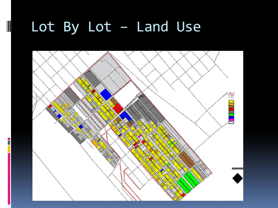 Lot By Lot – Land Use