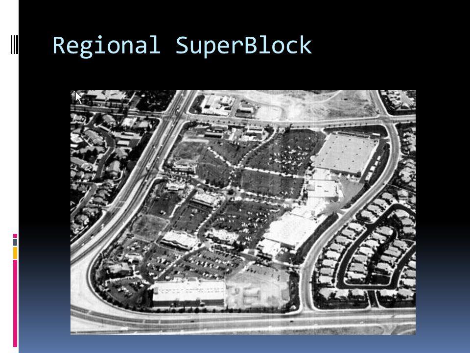 Regional SuperBlock