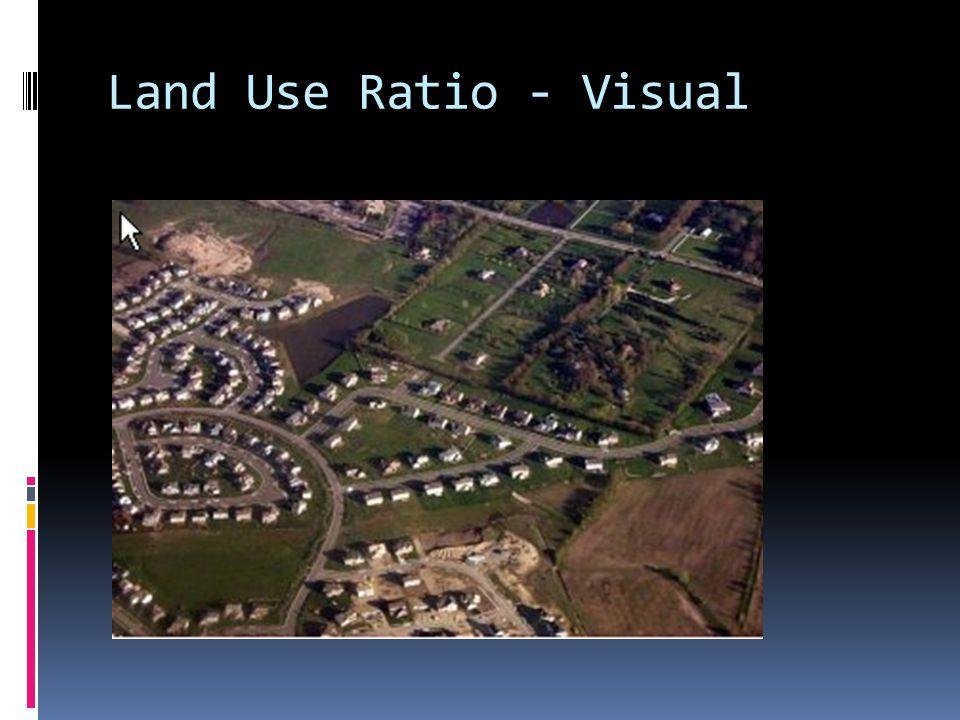 Land Use Ratio - Visual